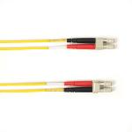 Black Box 10m, 2xLC 10m LC LC Yellow fiber optic cable
