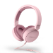 Energy Sistem Style 1 Talk Auriculares Diadema Conector de 3,5 mm Rosa