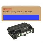 Ricoh 402810 (TYPE 220 A) Toner black, 15K pages @ 5% coverage, 490gr