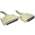 Cables Direct 2m HP68 M/M SCSI cable Beige External DB68/HP