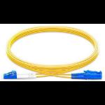 Microconnect FIB473002 fibre optic cable 2 m E-2000 LC LSZH OS1/OS2 Yellow
