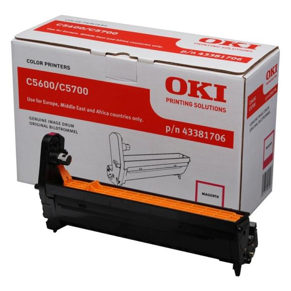 OKI 43381706 Drum kit, 20K pages