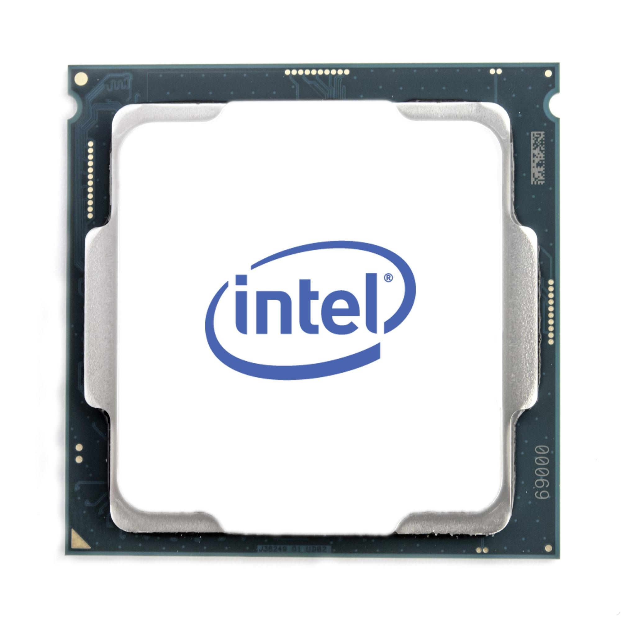 Intel Xeon E-2124 procesador 3,3 GHz 8 MB Smart Cache