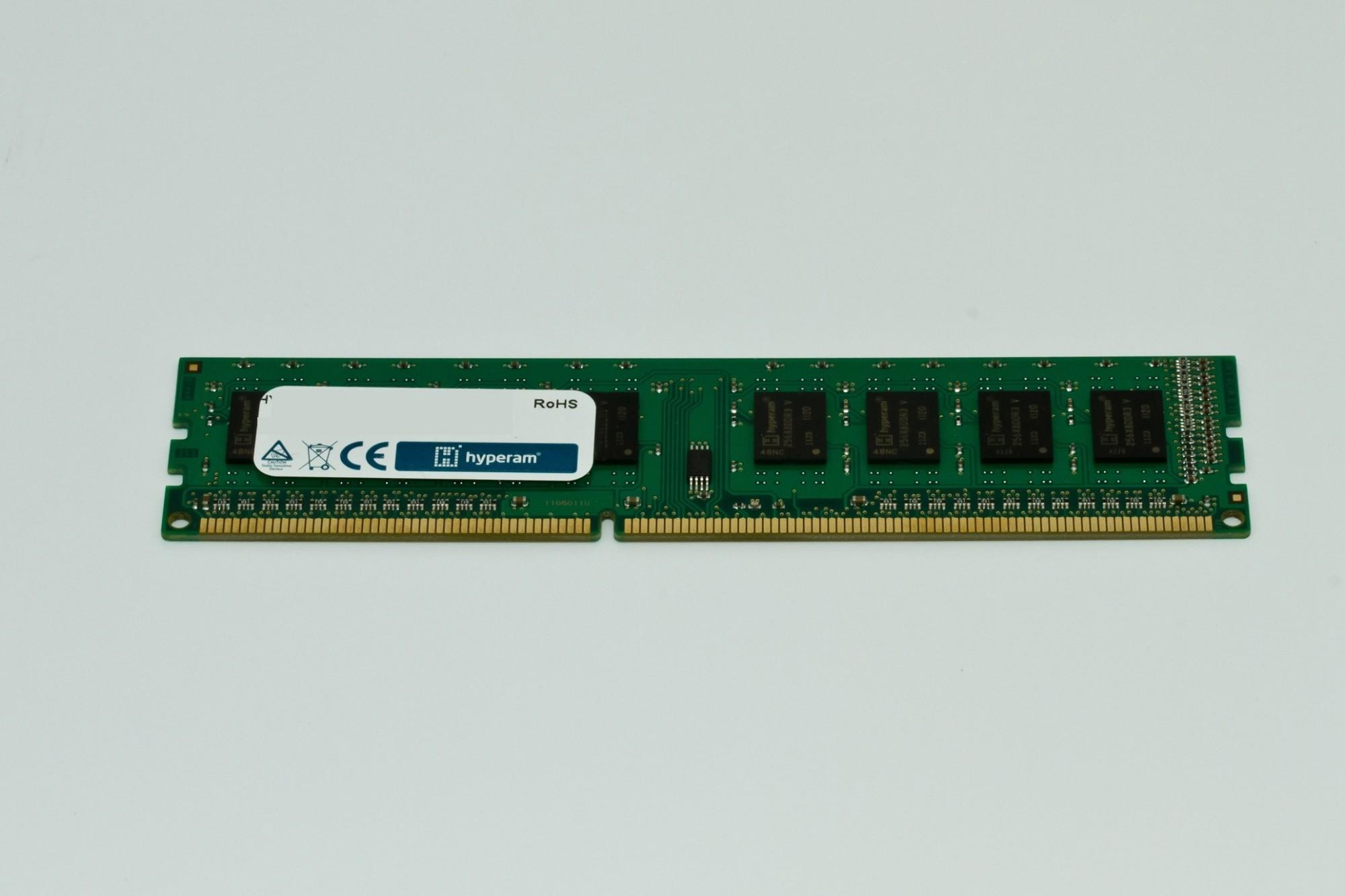 Hypertec HYU31325684GBOE memory module 4 GB DDR3 1333 MHz