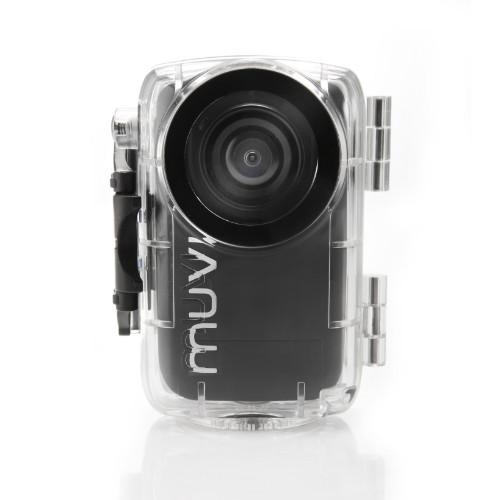 Veho VCC-A010-WPC camera case Black,Transparent