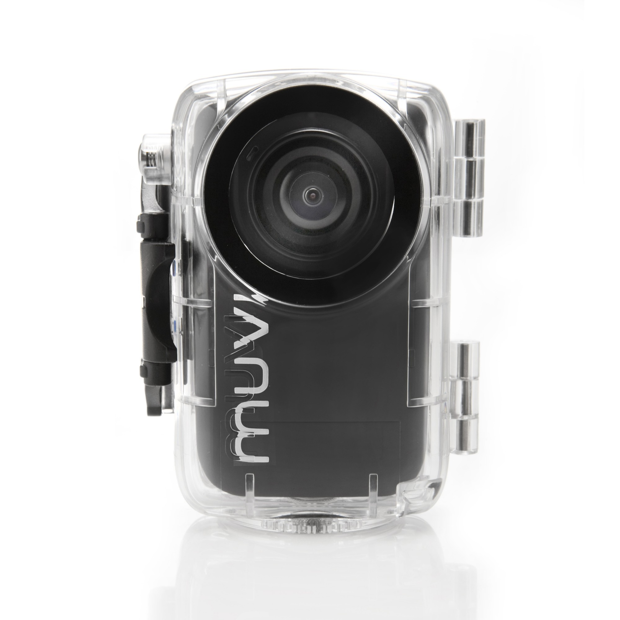 Veho VCC-A010-WPC camera case Black, Transparent