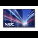 "NEC MultiSync P801 Digital signage flat panel 80"" LED Full HD Black"