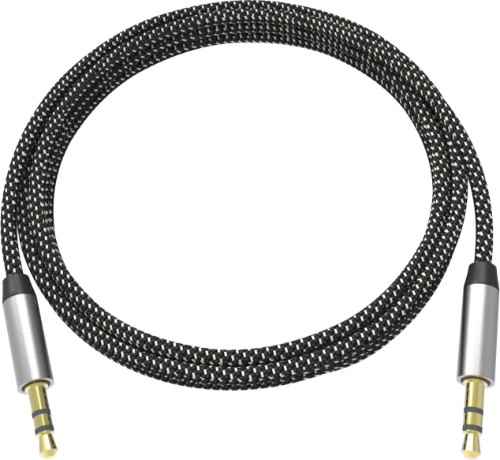 Vision TC 2M3.5MMP/HQ audio cable 2 m 3.5mm Black