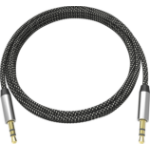 Vision TC 2M3.5MMP/HQ audio cable 2 m 3.5mm Schwarz