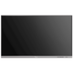 """Optoma 5751RK Interactive flat panel 190.5 cm (75"""") LED 4K Ultra HD Black, Grey Touchscreen Built-in processor Android 8.0"""