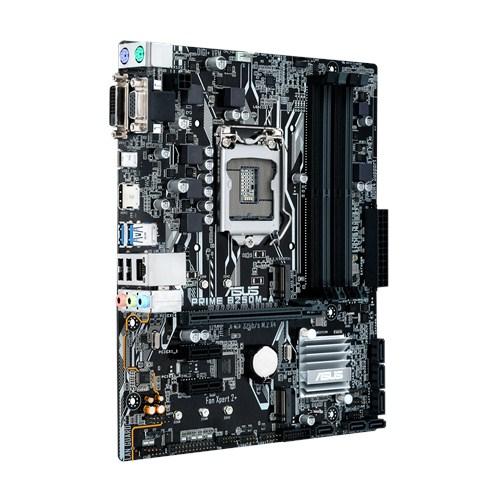 ASUS PRIME B250M-A Intel B250 LGA 1151 (Socket H4) Micro ATX motherboard
