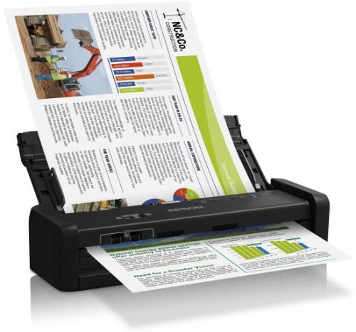 Epson WorkForce DS-360W ADF scanner 1200 x 1200 DPI A4 Black
