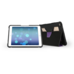 "Max Cases AP-EF-IP5-9-PRPL tablet case 24.6 cm (9.7"") Folio Purple"