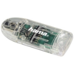 Hama 8in1 SD/MicroSD Card Reader card reader