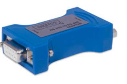 Digitus RS232/RS485 Adapter Blue