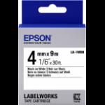 Epson LK-1WBN labelprinter-tape