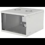 "Intellinet Network Cabinet - Wall Mount (Basic), 6U, 400mm Deep, Grey, Flatpack, Max 50kg, 19"", Three Year Warranty"
