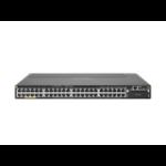 Aruba, a Hewlett Packard Enterprise company 3810M 48G PoE+ 4SFP+ 680W Managed L3 Gigabit Ethernet (10/100/1000) Gray 1U Power over Ethernet (PoE)