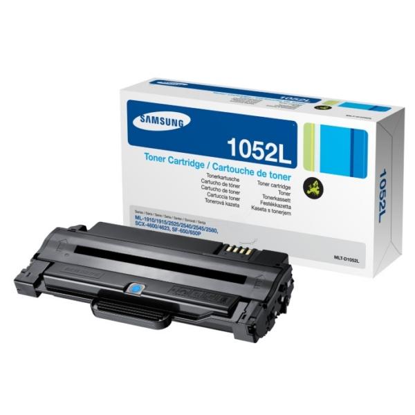 Samsung MLT-D1052L/ELS (1052L) Toner black, 2.5K pages @ 5% coverage