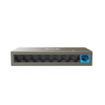 Tenda TEF1109DT network switch Unmanaged Fast Ethernet (10/100) Grey