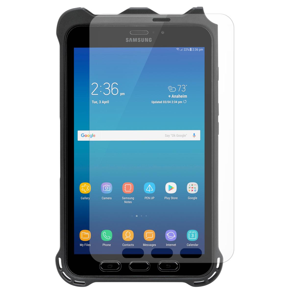 Targus AWV1308TGLZ tablet screen protector Clear screen protector Samsung 1 pc(s)