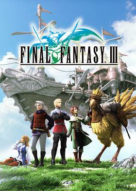 Nexway Final Fantasy III vídeo juego PC Básico Español