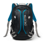 "Dicota ACTIVE XL 15-17.3"" backpack Polyester Black,Blue"
