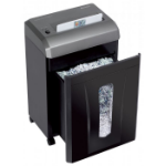 Swordfish 800XXC Particle-cut shredding 55dB Black,Grey paper shredder
