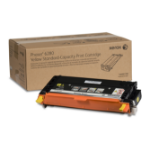 Xerox 106R01390 Toner yellow, 2.2K pages