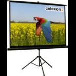 Celexon - Economy - 176cm x 132cm - 4:3 - Tripod Projector Screen
