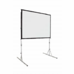 Metroplan 288638 4:3 White projection screen