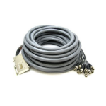DS3 Cable Assembly, UBIC-H - 100 ft