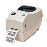 Zebra TLP 2824 Plus label printer Direct thermal / thermal transfer 203 x 203 DPI Wired
