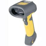 Zebra LS3408-ER Laser Laser Black,Yellow