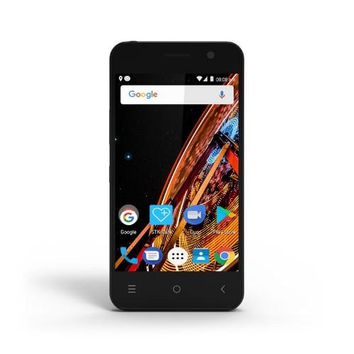 """STK Evo 10.2 cm (4"""") 1 GB 8 GB Dual SIM Black 1400 mAh"""