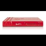 WatchGuard Firebox T50, 3-yr Security Suite 1200Mbit/s hardware firewall