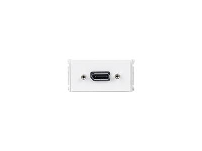 VIVOLINK WI221268 SOCKET-OUTLET DISPLAYPORT WHITE