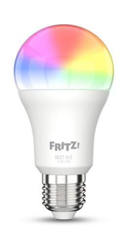 AVM FRITZ!DECT 500 Smart bulb Silver, Transparent, White