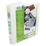 Elba 400008413 ring binder A4 White