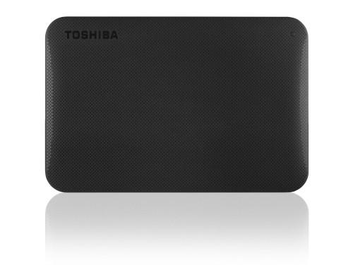 Toshiba Canvio Ready external hard drive 500 GB Black