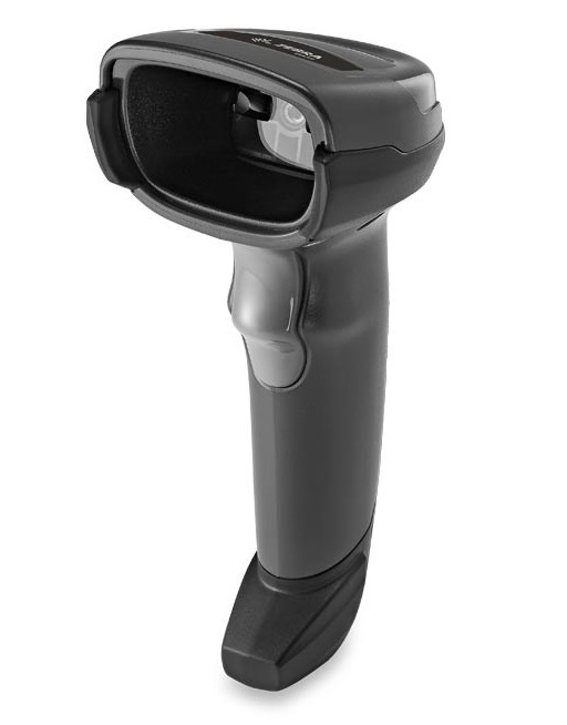 Handheld Barcode Scanner Ds2208-sr Cable Connectivity  Imager Twilight Black