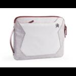 "STM Myth notebook case 33 cm (13"") Sleeve case Red, White"