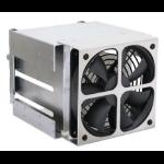 "Lian Li EX-H35 5.25"" Carrier panel Stainless steel drive bay panel"