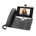 Cisco 8845 IP phone Charcoal LCD