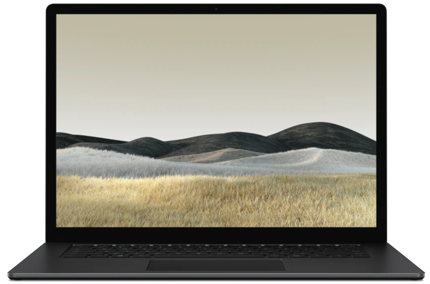 Microsoft Surface Laptop 3 Black Notebook 38.1 cm (15