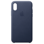 "Apple MRWN2ZM/A funda para teléfono móvil 14,7 cm (5.8"") Azul"