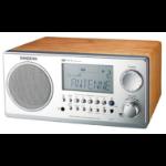 Sangean WR-2 Portable Digital Wood radio