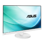"ASUS VC239H-W 58.4 cm (23"") 1920 x 1080 pixels Full HD LED Flat Matt White"
