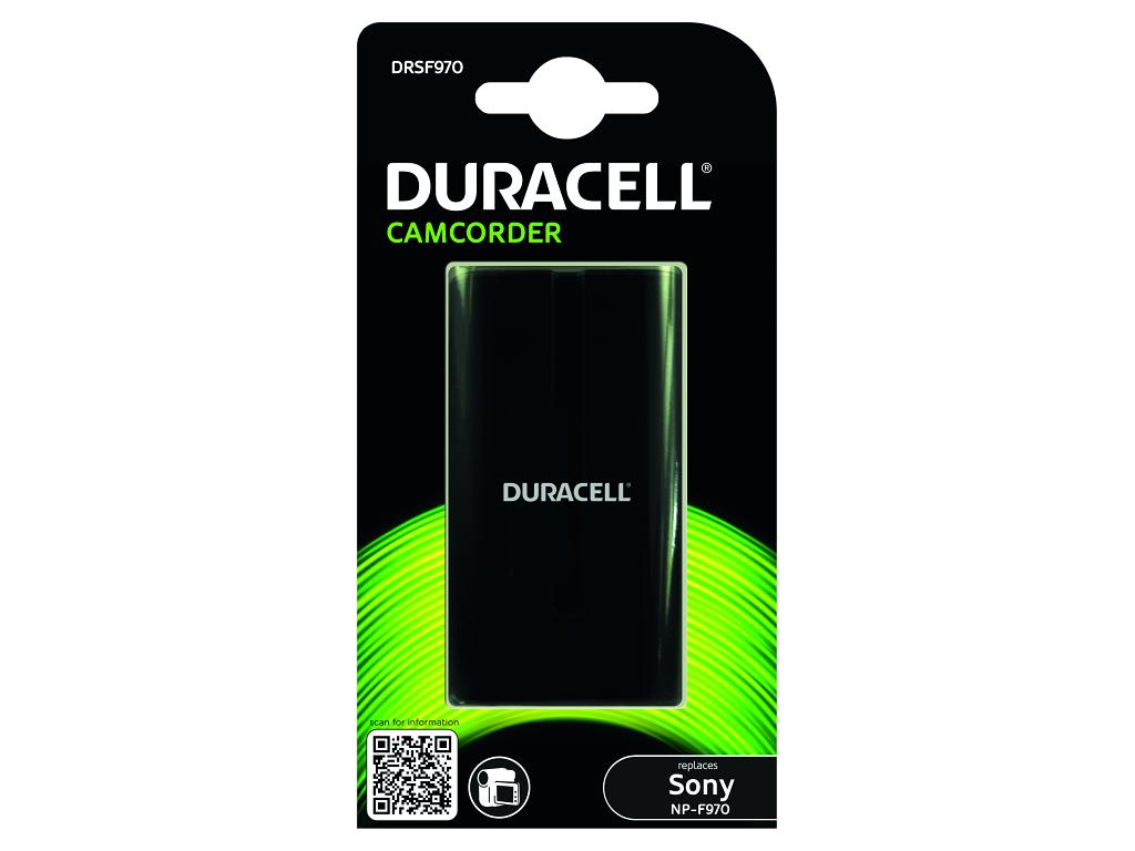 Duracell Camcorder Battery - replaces Sony NP-F930/950/970 Battery