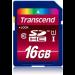 Transcend TS16GSDHC10U1 16GB SDHC UHS-I Class 10 memory card